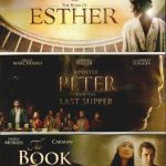 The Book of Esther/ Apostle Peter & the Last Supper/Book of Ruth (2016)