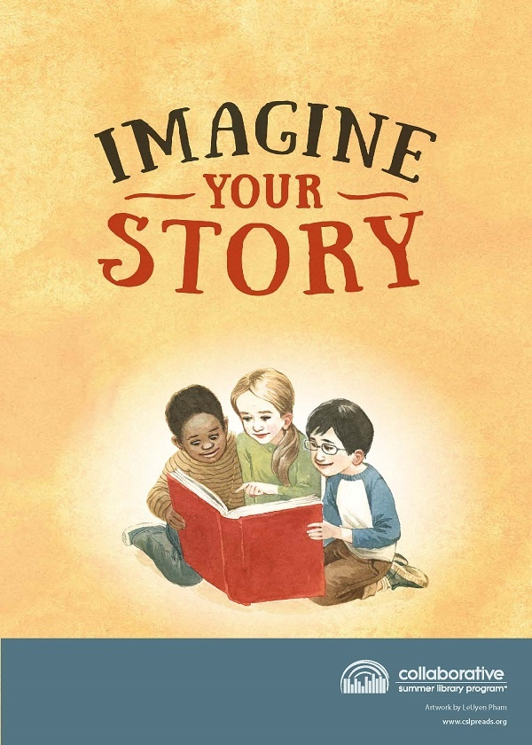 2020 Imagine Your Story