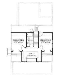 Cumberland Harbour Ashley River Cottage floorplan_2