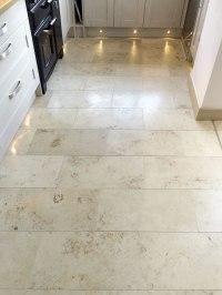 Limestone Walls & Floors  A. Cumberlidge
