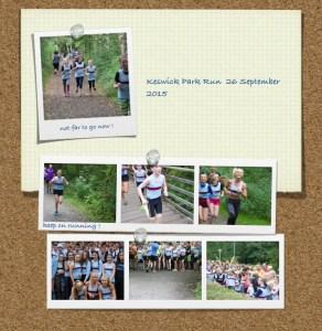 Photos from keswick park run cumb aac montage