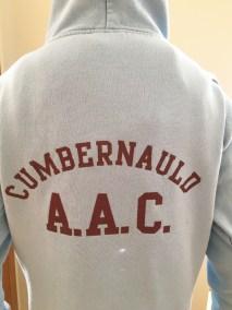 Cumbernauld AAC Club hoodie