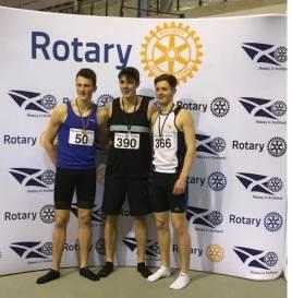 Lewis - Scottish Schools 200m (2)