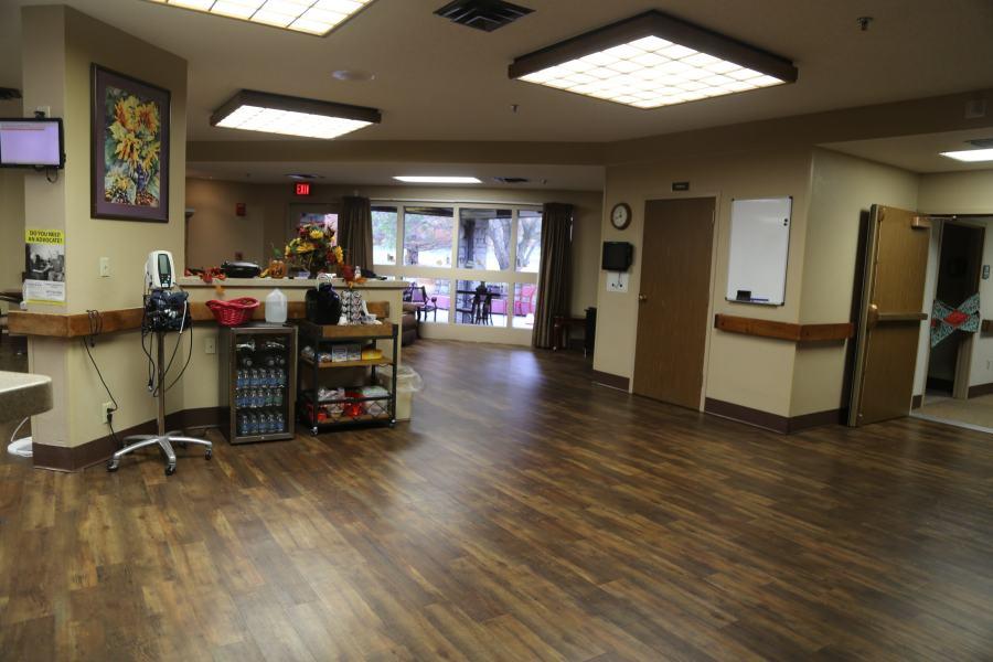 Nurses Station Lobby Area