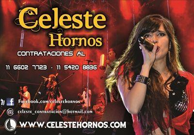 Celeste Hornos CD Difusion