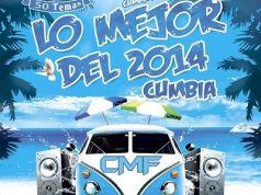 los mejores temas de cumbia del 2014
