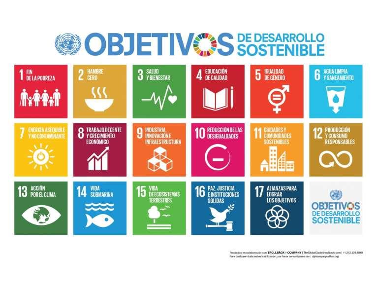 Objetivos Agenda 2030 ONU - 1a Cumbre Internacional del Agua 2020 - Objetivos - Instituto Mejores Gobernantes