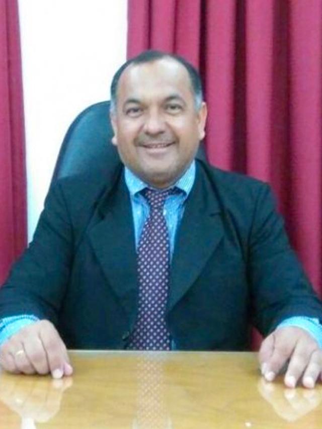 Agustín Ovando - Intendente San Estanislao, Paraguay. Ponente en la Cumbre Internacional del Agua 2020