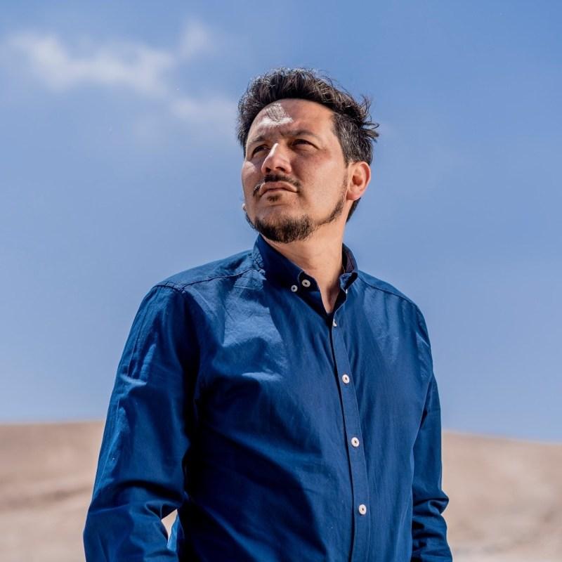 Gonzalo Prieto - Exgobernador de Iquique, Chile