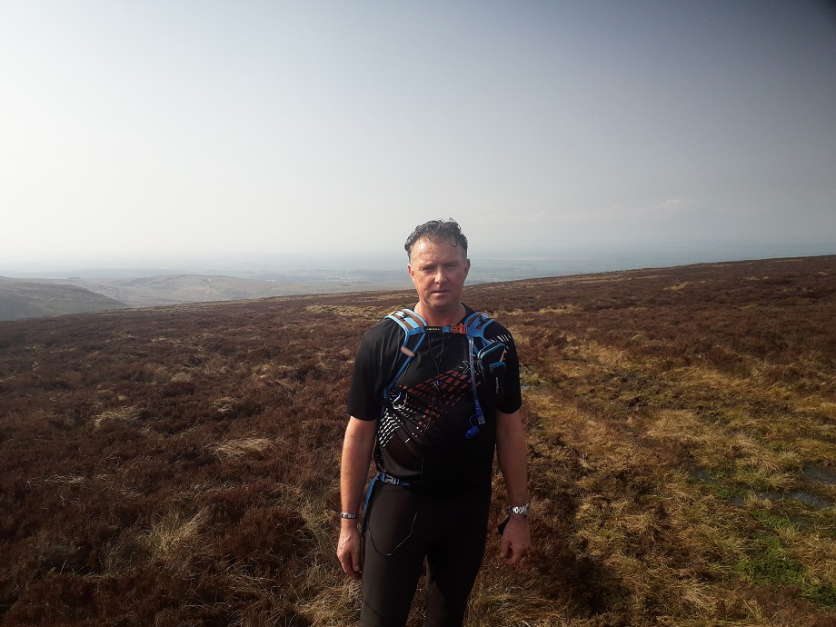 Former firefighter to tackle three peaks in Everest region