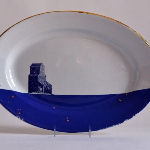 Scott's Cumbrian Blue(s), Grain Silo