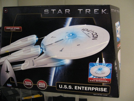An Enterprise will fly in space – but not yet, and not ...