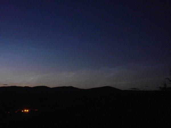 Night Sky View