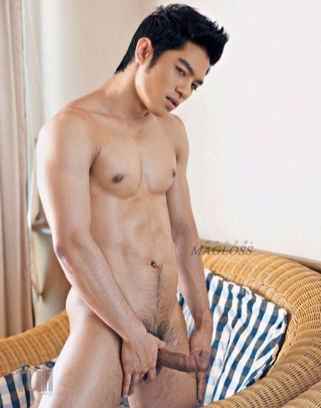 Sexy Asian Men Naked : asian, naked, Asian