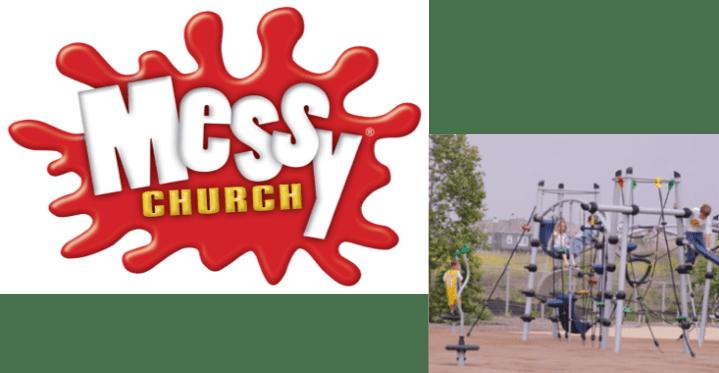Messy Church July - Harriet Wieder Regional Park
