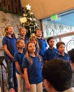 Joyful Noise Choir Singing