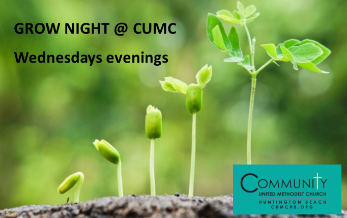 Grow Night @ CUMC