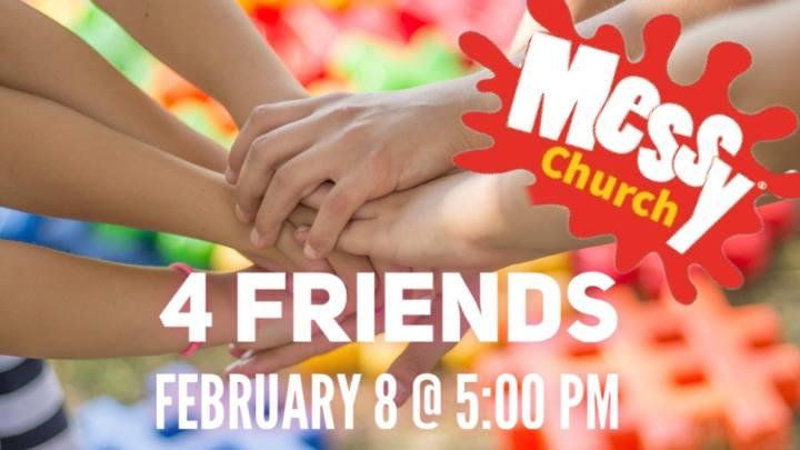 4 Friends Messy Church