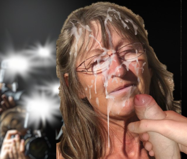 Two Great Pictures Of A Wife Covered In Sperm The Detail In This Is Fantastic Submitted By Toutou Created With Our Cumshot Editor