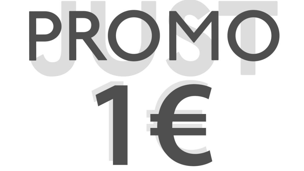 Oggettistica Promo 3° articolo a 1€