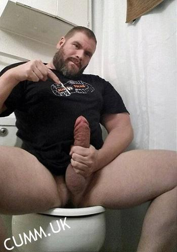 cock heaven bare daddy bear huge cock big bullocks