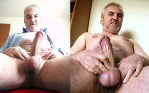 Cock Virtues silver daddy