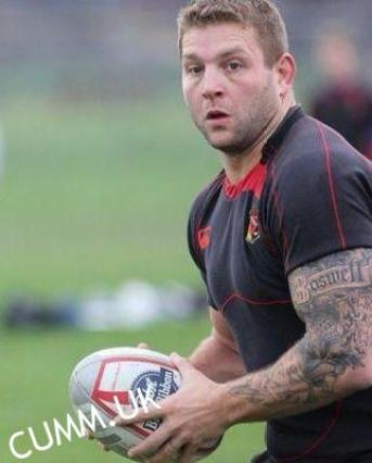 Bisexual my arse rugby player Colby Jansen
