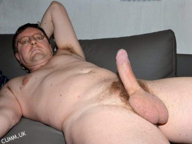 CURIOUS STRAIGHT hung silver daddy