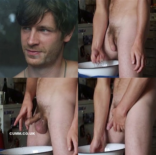 Liam Browne has a nice hairy cock