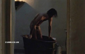 Michele Riondino naked cock in Leopardi