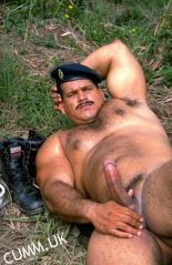 Naked Almighty older arab 8