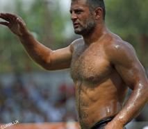 Oil wrestling Turkish grease wrestling Turkish national sport.