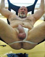 Sacred Male arsehole daddy