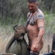 Tom Hardy naked Taboo uncensored 5