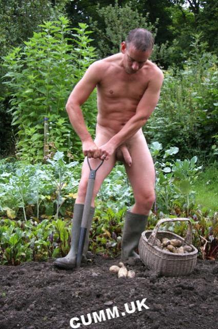 bare outdoors guys and naked activities