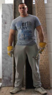 builders bulge sexy