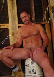 builders sitting naked in my attic
