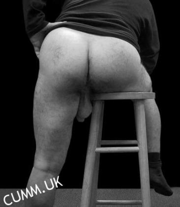 genuinely and constantly big butch arse