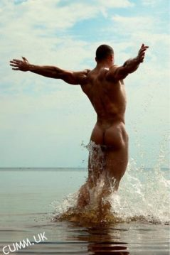 great outdoors walking on water wanking