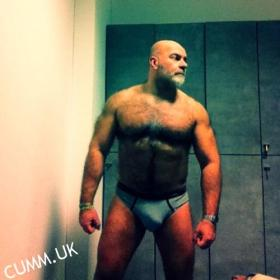 hairy bellies silver daddy