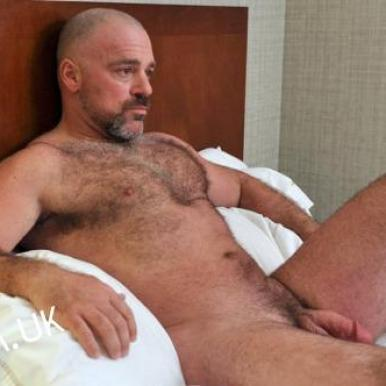 hairy dutch bear sexy eyes