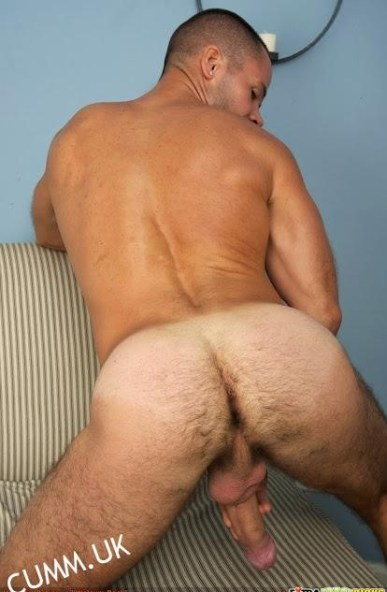 hairy dutch beat arse
