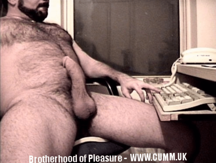 hairy hung daddy