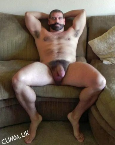 hairy male armpit bear