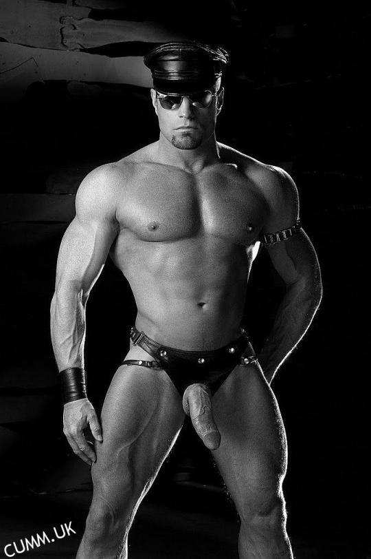 leather hung daddy