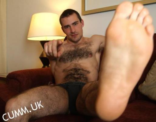 male foot fetish sexy
