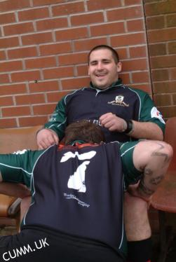 masculine cocksucker rugby club
