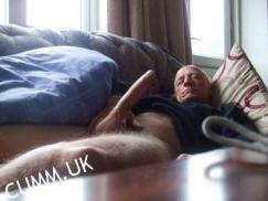 mature hung silver daddy
