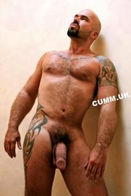 muscle bear thick dick