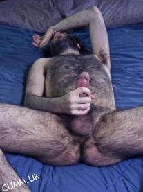 orgasmic ejaculation hung silver daddy